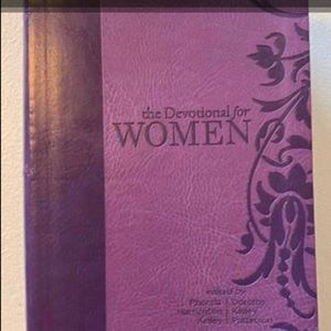 Purple Leather - The Devotional For Women